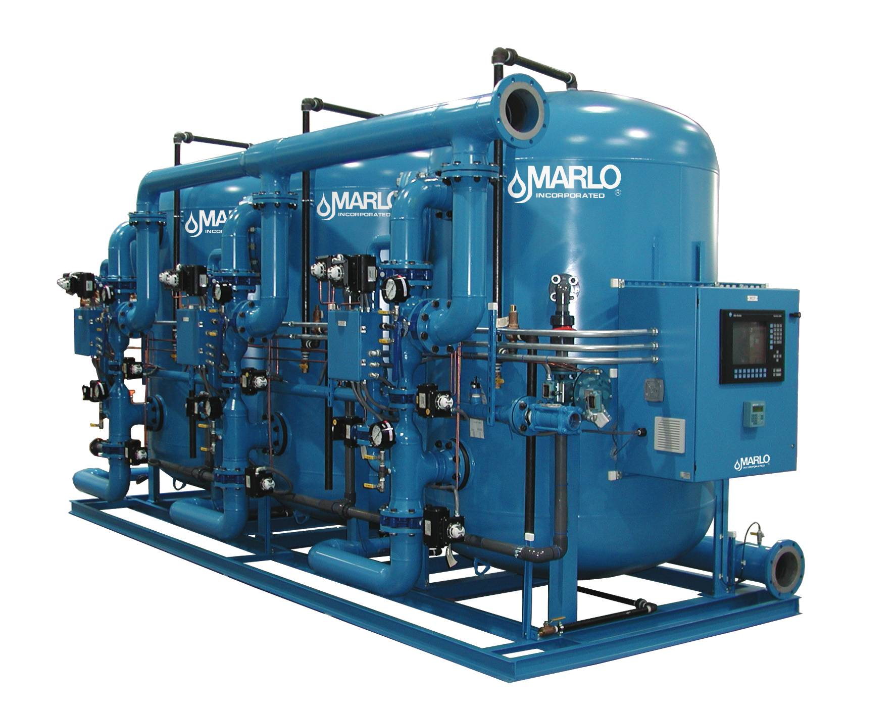 Global Water Services - Marlo Industrial Softener Service Company